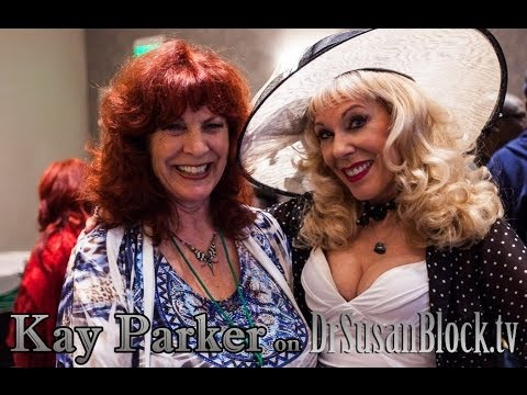 Kay Parker of Taboo fame talks with Dr Susan Block the Hollywood Show