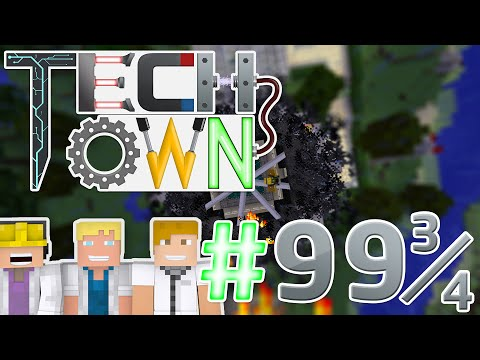 TechTown #99 ¾ AKW Dunstabzugshause | Porkchop Media