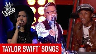 The Voice | BEST 'Taylor Swift' performances