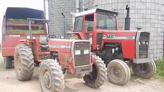 Massey 1105 375 3650 Silage Duty