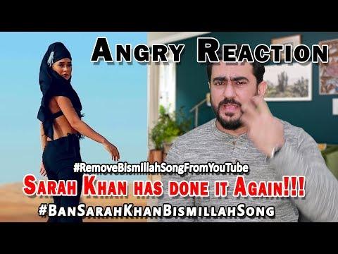 Xxx Mp4 18 Angry Reaction Sara Khan Bismillah Song Rajdeep Chatterjee 3gp Sex
