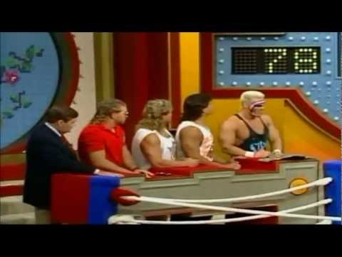 Family Feud Battle of the Sexes Wrestling Edition