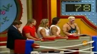 Family Feud (Battle of the Sexes Wrestling Edition)