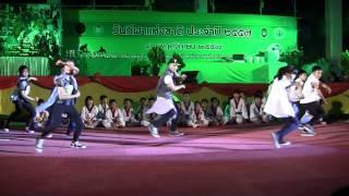 BTS - Danger Taekwondo Live Show - TKD UD