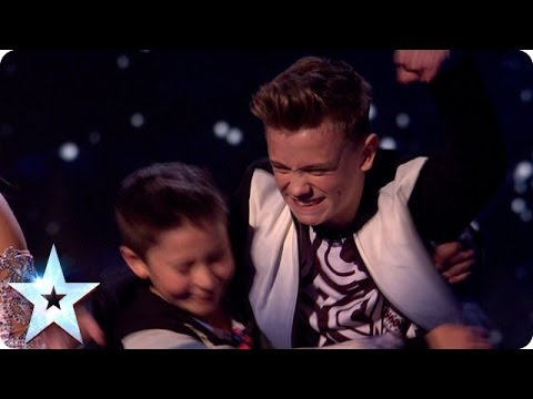 Bars and Melody are in the Final | Britain's Got Talent 2014