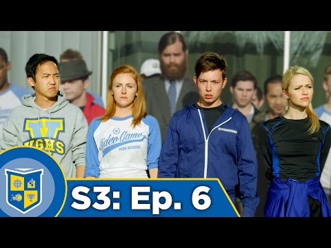 Video Game High School VGHS S3 Ep. 6 SERIES FINALE