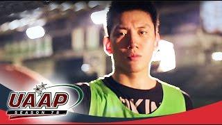 UPFRONT: UAAP Kings Jeron Teng