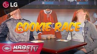 The Duel: Cookie Race feat. Artturi Lehkonen and Michael McCarron