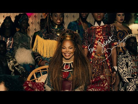 Janet Jackson x Daddy Yankee Made For Now Official Video