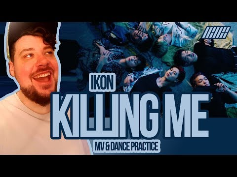 Mikey Reacts to IKON 'Killing Me' MV & Dance Practice