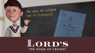 Stumped | The 2000 Code of the Laws of Cricket with Stephen Fry
