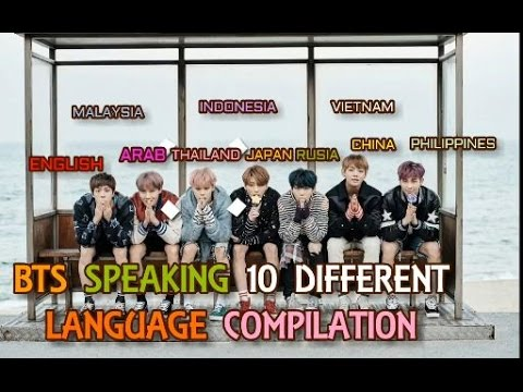 Xxx Mp4 BTS SPEAKING 10 DIFFERENT LANGUAGE COMPILATION 3gp Sex