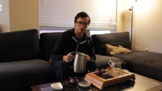 2006 Wild Peacock via Essence of Tea — TeaDB James InBetweenIsode Episode #60