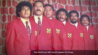 RWC 1987 - Tonga v Wales - Pool B - Highlights