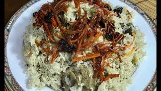 ঈদ Special    Kabuli Pulao with Mutton    কাবুলি পোলাও    Easy recipe   