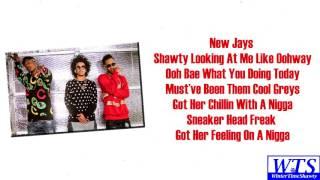 Mindless Behavior - 11s (Lyrics) | #OfficialMBMusic