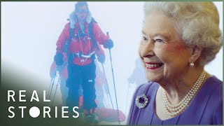 Prince Harry Walks With The Wounded (Royal Family Documentary) - Real Stories