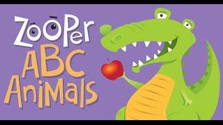 Zooper ABC Animals - iPad app demo for kids