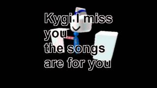 This one is for Kygi