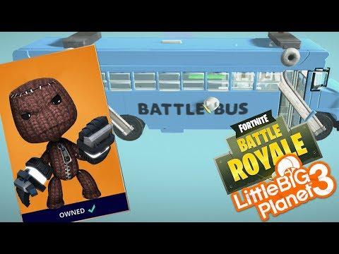 Xxx Mp4 FORTNITE BATTLE ROYALE LBP EDITION LittleBIGPlanet 3 Gameplay LBP 3 3gp Sex