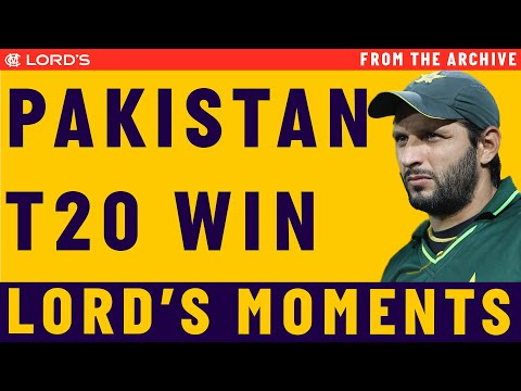 Xxx Mp4 Shahid Afridi Steers Pakistan To T20 World Cup Glory In 2009 Match Highlights 3gp Sex