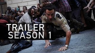The Walking Dead Trailer (First Season)
