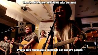 Of Monsters and Men - Little Talks HD Live sub