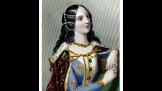 Queen Isabella of France, Wife of King Edward II of England