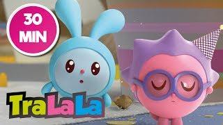 BabyRiki 30MIN (Înviorarea) - Desene animate  | TraLaLa