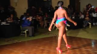 Black Men Magazine Swimsuit Fashion Show