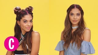 Hot to Take Festival Hair From Day 1 to Day 2 | Cosmopolitan + Garnier Fructis