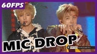 60FPS 1080P   BTS - Mic Drop, 방탄소년단 - Mic Drop @MBC Music Festival 20171231