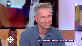 La grande comédie sur Alzheimer avec Thierry Lhermitte - C à Vous - 16/03/2018