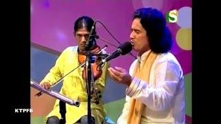 Baul Surjo Lal:  Monner Manush Koshto Diley.