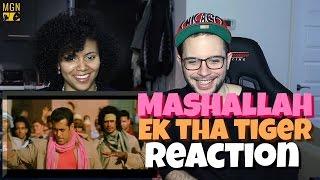 Mashallah - Ek Tha Tiger | Salman Khan | Katrina Kaif Reaction Pt.1