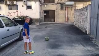 youngest talent (uesile bardhi) next neymar jr