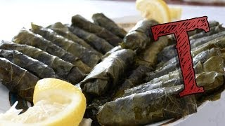 Turkish Stuffed Grape Leaves Recipe | How to make the Best Sarma