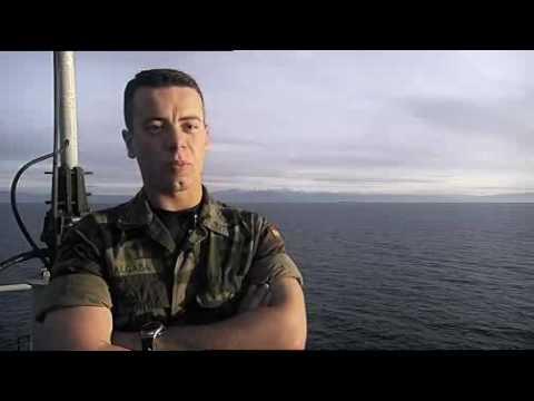 Anuncio reclutamiento infanteria de marina española