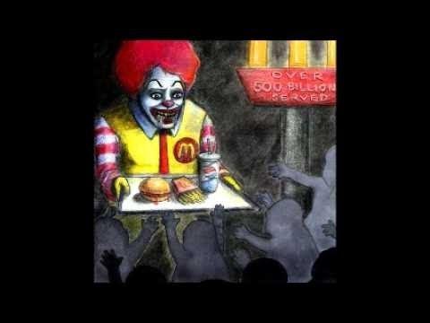 Creepypasta La verdadera historia de Ronald Mcdonald