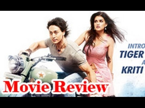 Checkout 'Heropanti' Full Movie Review | Hot Hindi Cinema News | Tiger Shroff, Kriti Sanon, Prakash