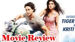 Checkout 'Heropanti' Full Movie Review | Hot Hindi Cinema News | Tiger Shroff, Kriti Sanon, Prakash
