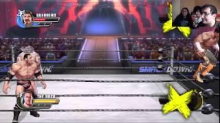 WWE All Stars - Bölüm 3: Cem Davran'ın Çilesi (AgunZagun & R3han)