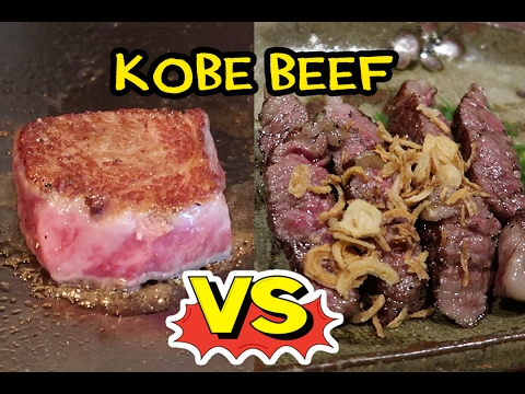 200 Kobe Beef Steak VS. 20 Kobe Beef Steak