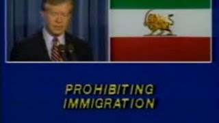 1980/ Botched Iranian Hostage rescue/initial news report and POTUS Carter