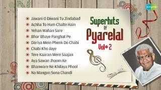 Laxmikant Pyarelal Songs Jukebox - Best Of Pyarelal Hits - Top 10 Old Hindi Songs