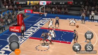 Stanley loves his pacers level 16 vs a level 47 great game 7 8 17
