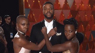 Black Panther 'Wakanda forever' becomes new global salute for empowerment