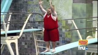 World's Dumbest Competitions - Cannonball Diving Championships 2013