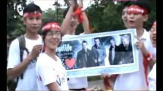 FC Westlife in Vietnam - Happy birthday Westlife