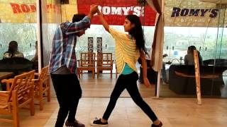 Girl I Need You - Baaghi- Dance Cover by Dev. featuring Vaishali
